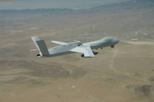 Skyborg makes its second flight, this time autonomously piloting General Atomics' Avenger drone