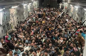 Details of Reach 871, the USAF C-17 that evacuated more than 640 Afghans fleeing from Taliban
