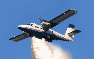 Plans underway to convert Twin Otter to air tanker