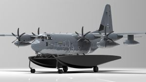 AFSOC plans to demo amphibious MC-130J by end of next year, commander says